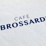 Gaspard Portfolio Café Brossard logo
