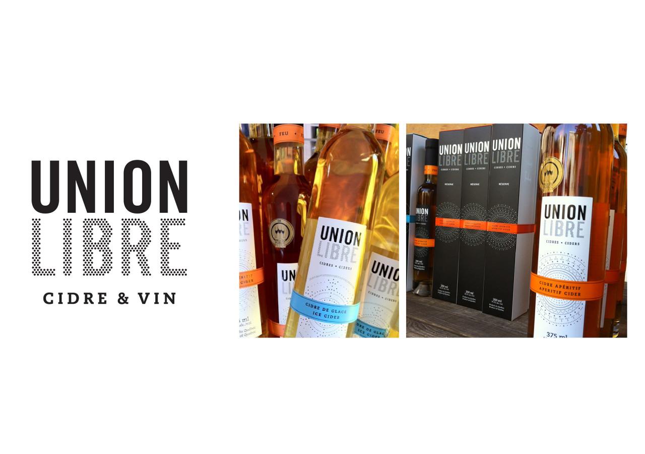 Gaspard Portfolio - Union Libre Branding