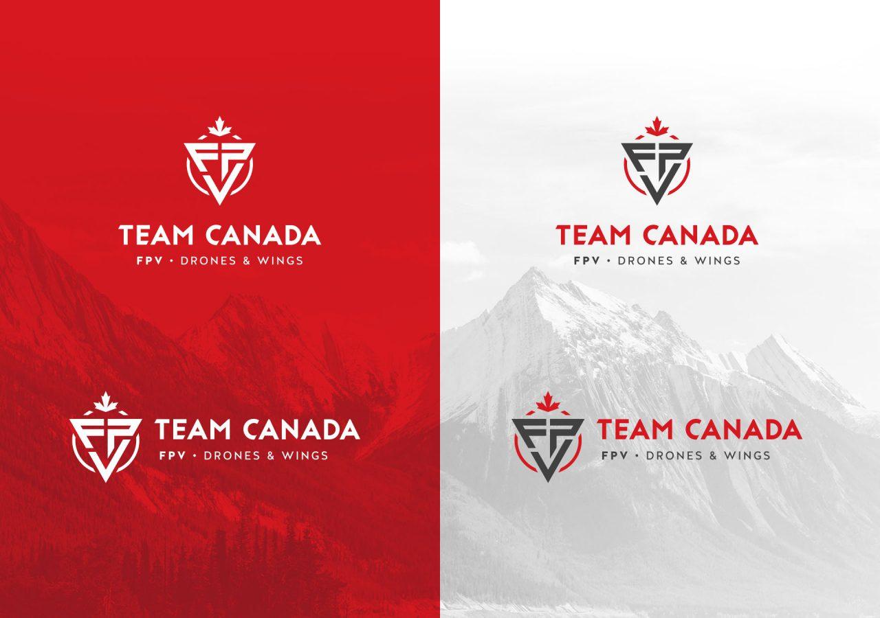 gaspard team canada fpv branding logo