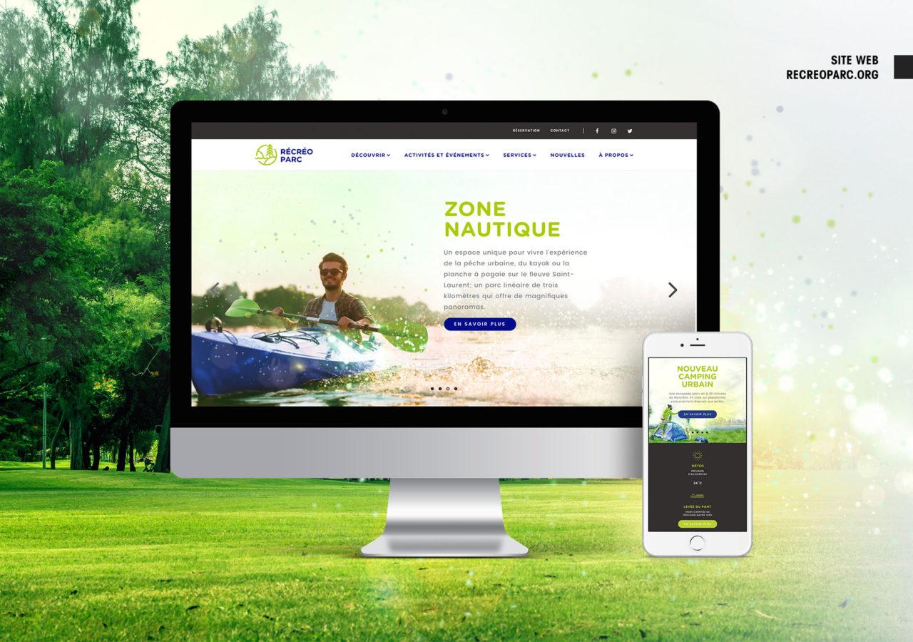 recreoparc-website