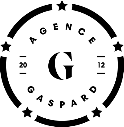 Gaspard Agence Montreal - logo crest
