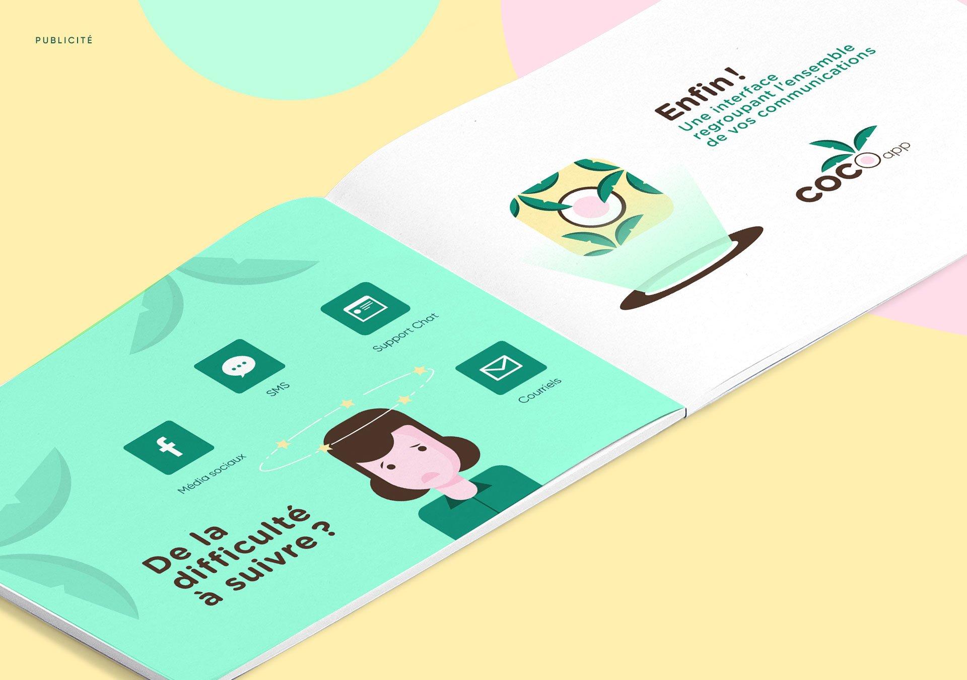 web design app publicity print Identité visuelle