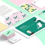 web design app branding Identité visuelle