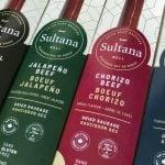 Sultana Deli - emballages - Packaging - Identité - Branding