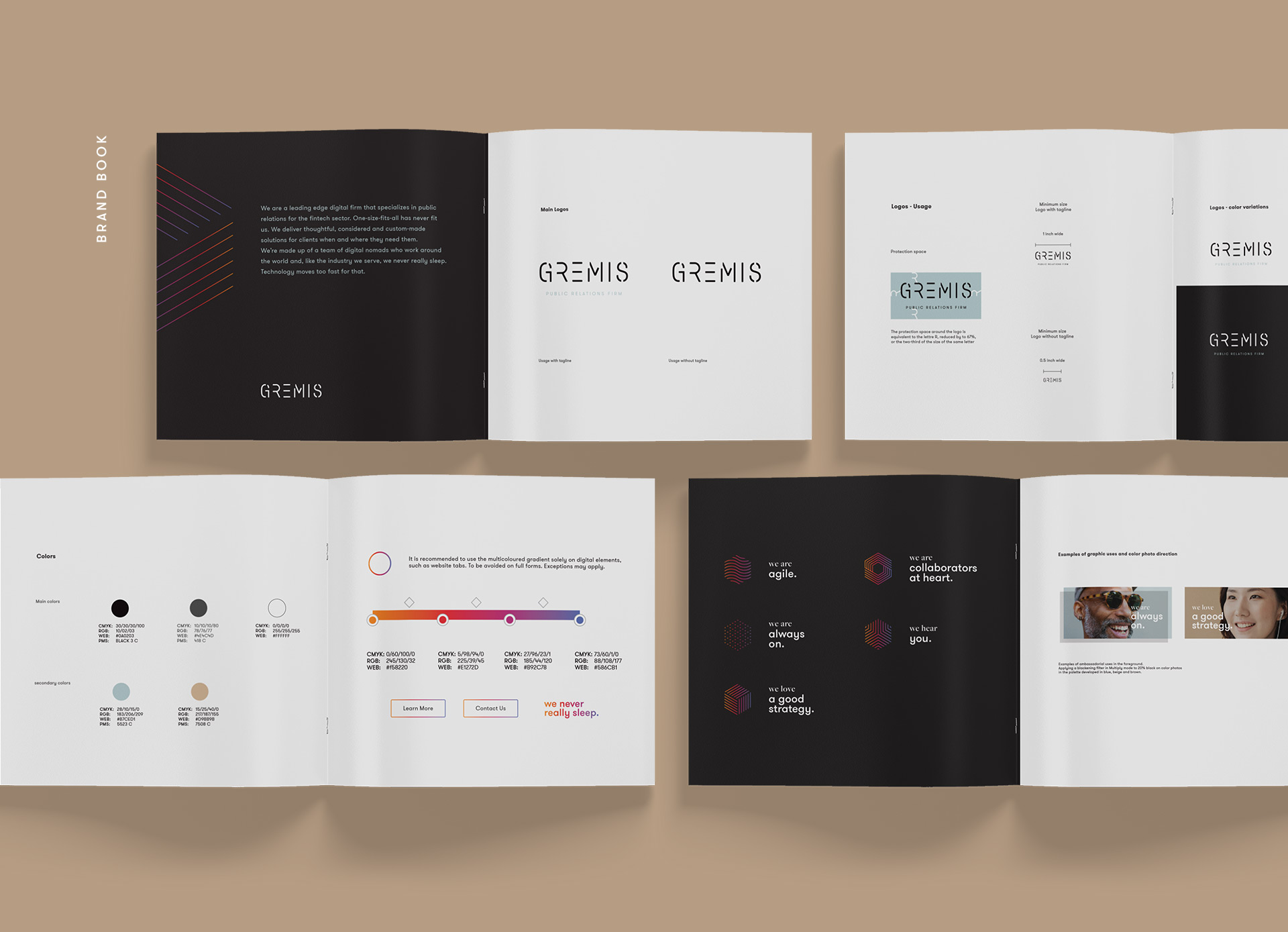 Brand book - Gremis