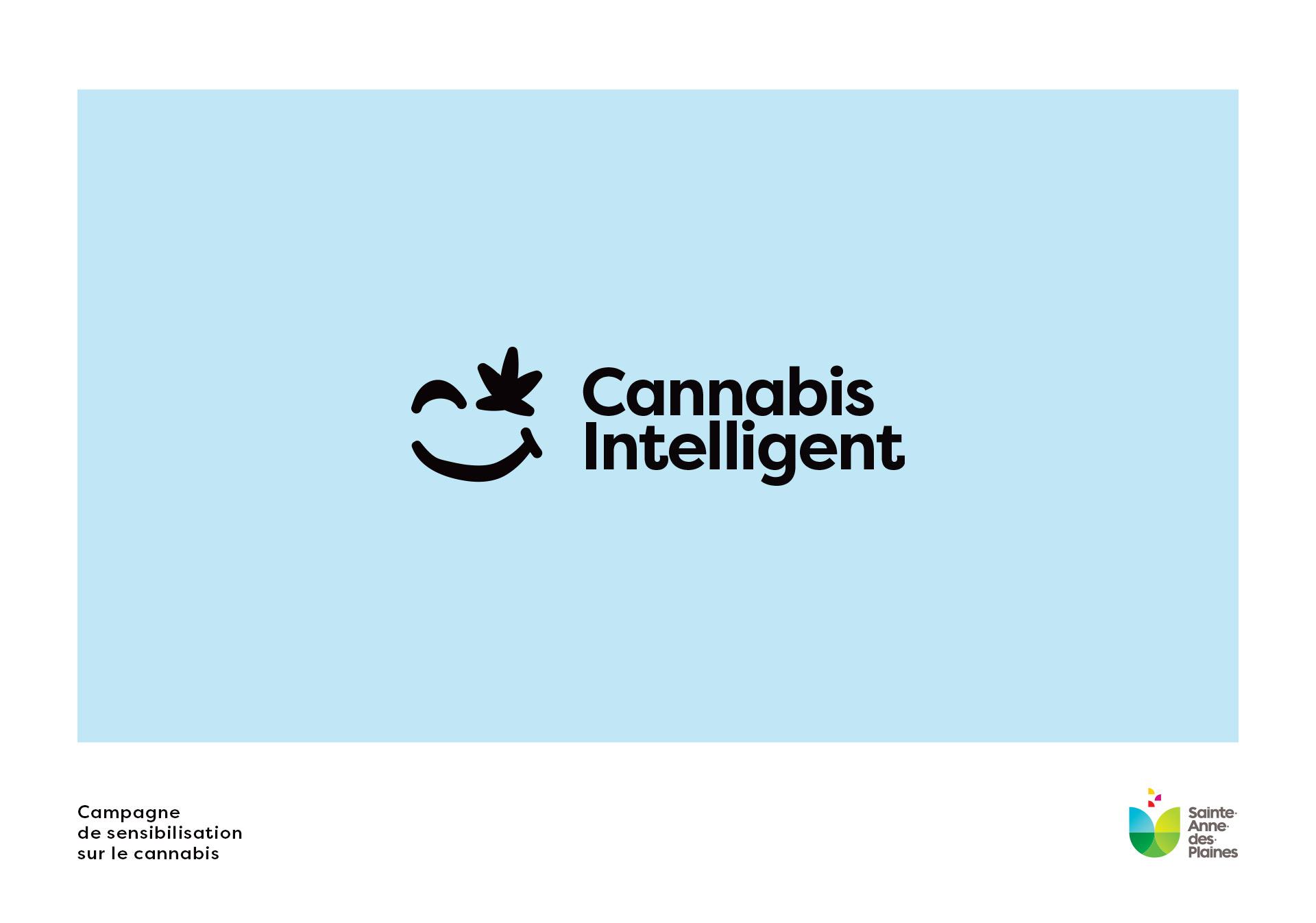 Cannabis intellident - Campagne de sensibilisation